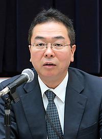 佐藤安対課長