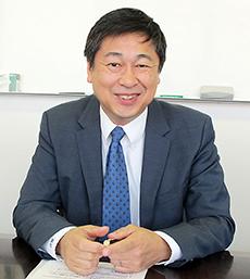 長谷川智裕氏