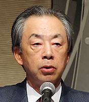 南野新会長