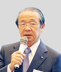 永山治会長兼CEO