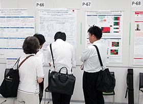 今月開かれた日本生薬第64年会