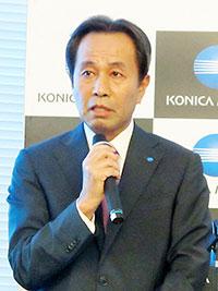 山名社長兼CEO