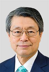 花井陳雄氏