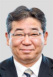 鍋島昭久氏
