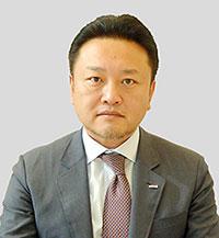 澤井健造取締役専務執行役員