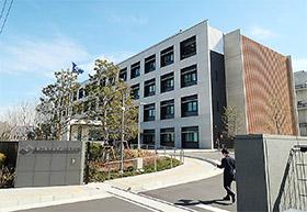 国立医薬品食品衛生研究所の新庁舎