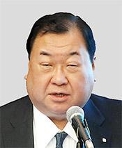 三津原博社長