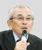 下田智久理事長