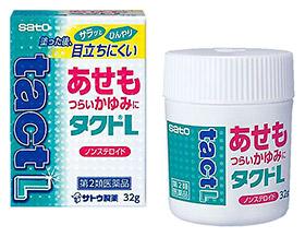 皮膚用薬「タクトL」