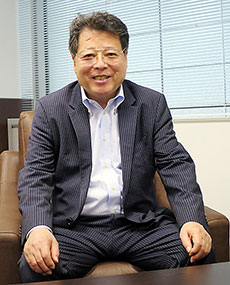 福島会長CEO