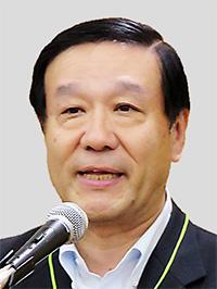 岩本敏男氏