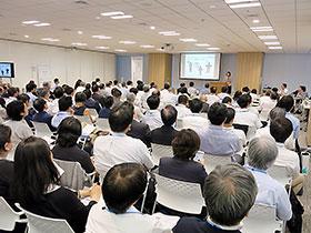 医療系ベンチャー・トータルサポートオフィス開設記念フォーラム