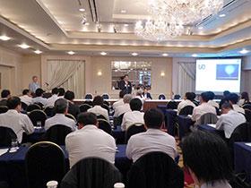 日本介護食品協議会の第17回定期総会