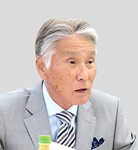 医療機器センター・菊地眞理事長