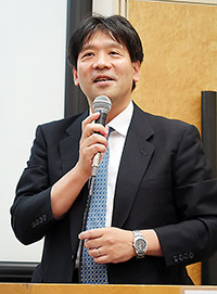 森井英一教授