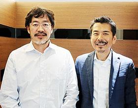 左から寺田氏、木村氏