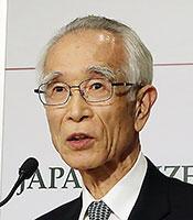日本国際賞】岡本氏が鏡像異性体...