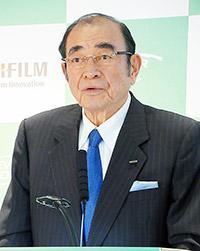 古森重隆会長CEO