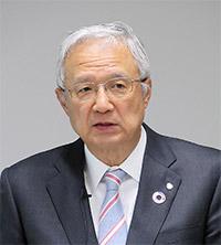 中山讓治会長CEO