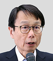 京都薬科大学副学長・研究科長の赤路健一氏