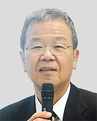 戸田雄三会長