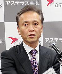 安川社長CEO