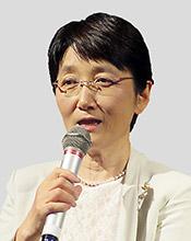 俵木登美子理事長