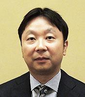 井上勝人氏