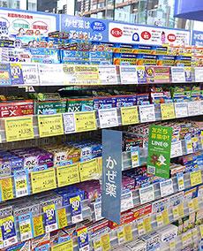 セルフM税制利用群では、軽い症状にはOTC医薬品で早めの対処を行う人が目立つ