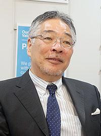 市川宏司氏