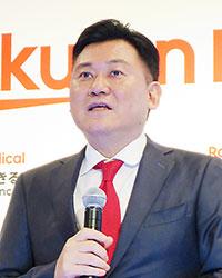 三木谷浩史CEO