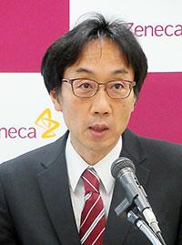 綿田裕孝氏