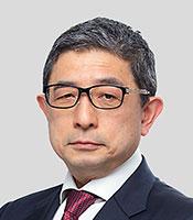 笠茂公弘氏