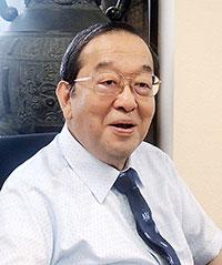 大阪薬科大学・政田幹夫学長