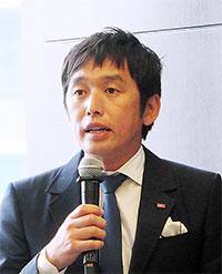 松本貴志氏
