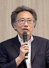 菅野隆二社長