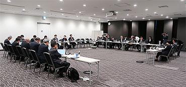25日に開かれた中央社会保険医療協議会総会