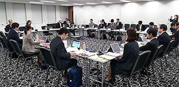 医師の働き方改革を進めるためのタスクシフト・シェアの推進に関する検討会の初会合