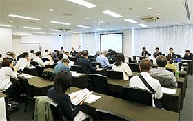 23日にさいたま市で行われた地域説明会・相談会