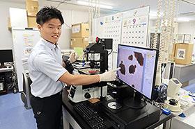 「細胞の成熟度も高い」と牧田氏