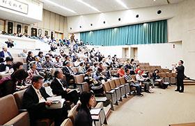 10月26日に開かれた日本薬史学会2019年会