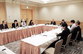日本病院薬剤師会中国四国ブロック会長会議