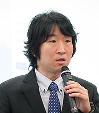 柳川貴雄氏