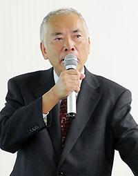 江島清社長