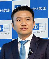 中外ファーマボディ・リサーチの井川智之CEO