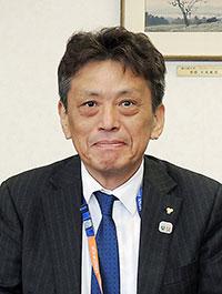 滋賀県薬剤師会の大原整会長