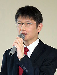 橋本浩伸氏