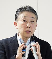 LDI代表理事の吉原博幸氏