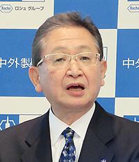 小坂達朗社長CEO