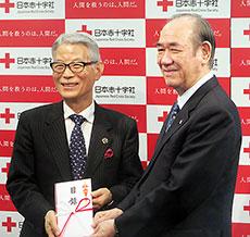 池野隆光氏(左)と大塚義治氏